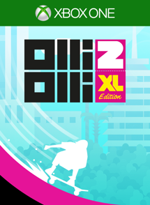 OlliOlli 2 XL Edition