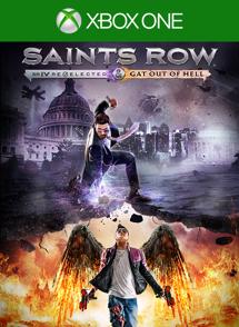 Saints Row: Re-elected & GAT Bundle