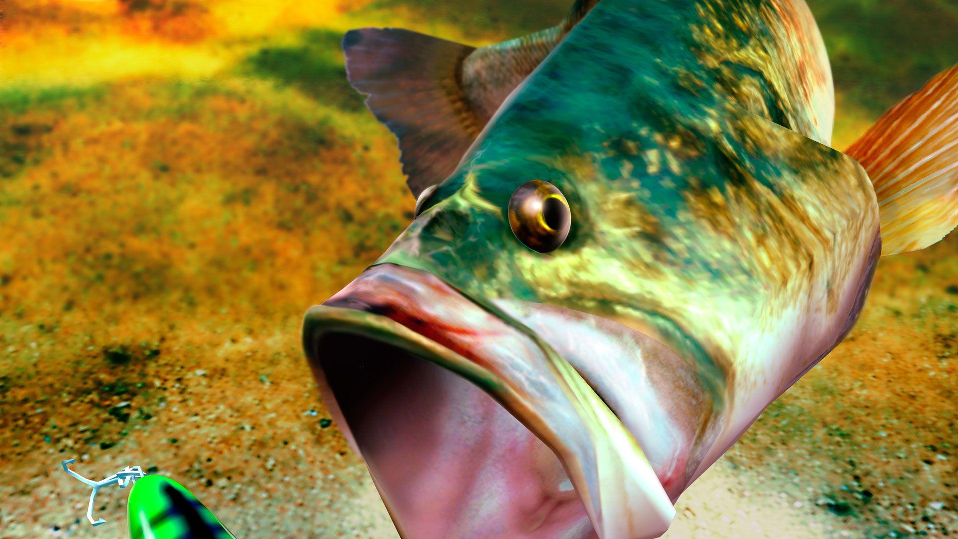 Sega bass fishing for Fishing game xbox one
