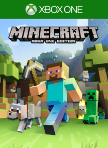 Minecraft Xbox One Edition
