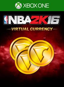 NBA 2K16 75,000 VC