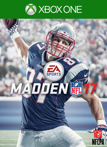 Пред.заказ Madden NFL 17 Standard Edition