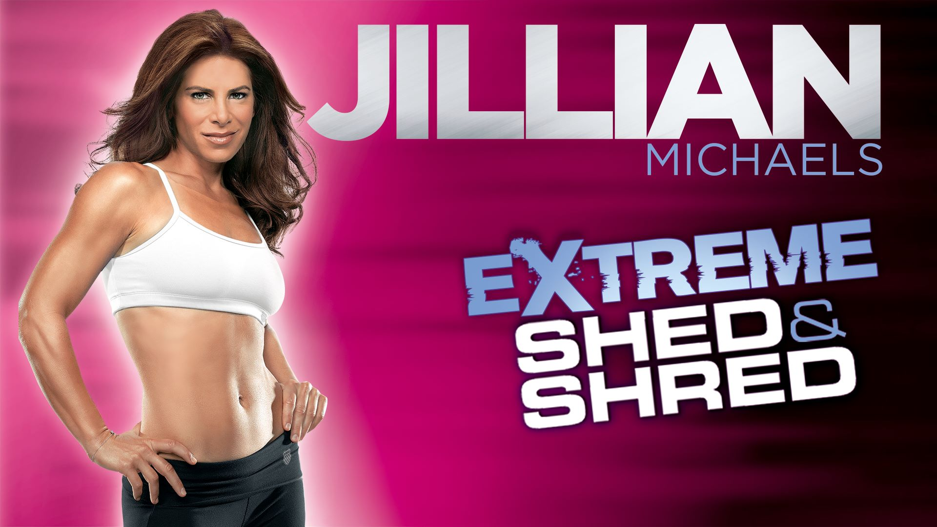 Jillian Michaels Extreme Shed Amp Shred
