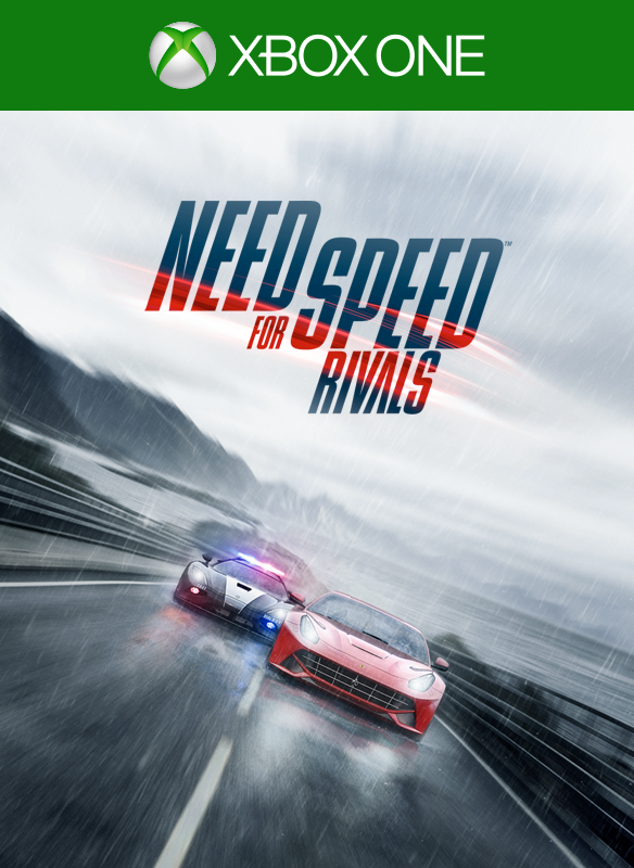 Need for Speed Rivals box shot