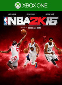 NBA 2K16 base game