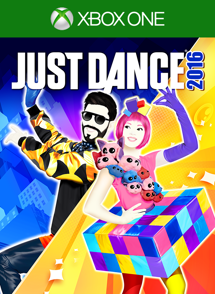 Just Dance 2016 Gold