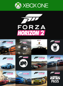 Forza Horizon 2 Complete Add-ons Collection boxshot