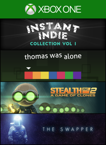 Instant Indie Vol 1