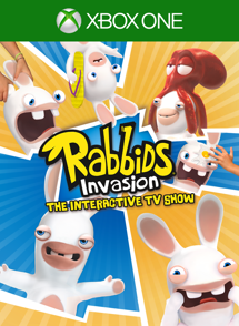 Rabbids Invasion : The Interactive TV Show