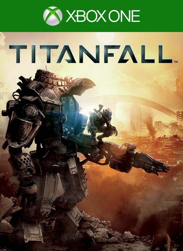 Titanfall box shot