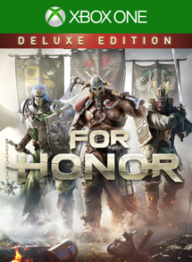 FOR HONOR DELUXE EDITION - предзаказ