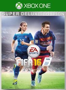 FIFA 16 Super Deluxe boxshot