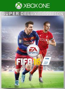 FIFA 16 Super Deluxe