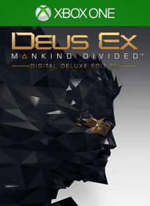 Пред.заказ Deus Ex: Mankind Divided - Digital Deluxe Edition