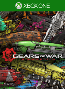 Gears Deluxe Weapon Skin Pack