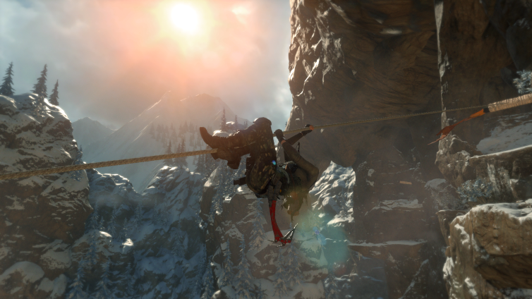 Image de Rise of the Tomb Raider par cedenator