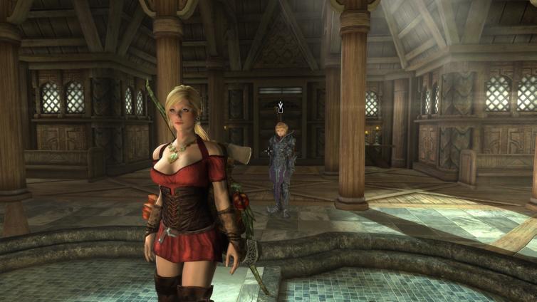 Image de The Elder Scrolls V: Skyrim Special Edition par cybercorsaire