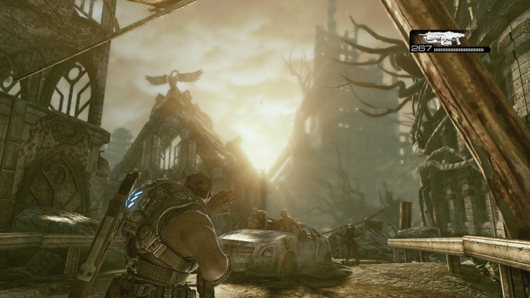 Image de Gears of War 3 par The Bech