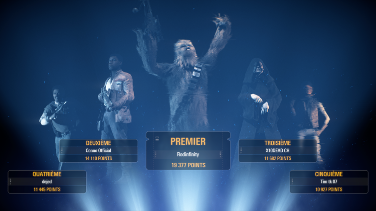 Image de STAR WARS™ Battlefront™ II par Rodinfinity