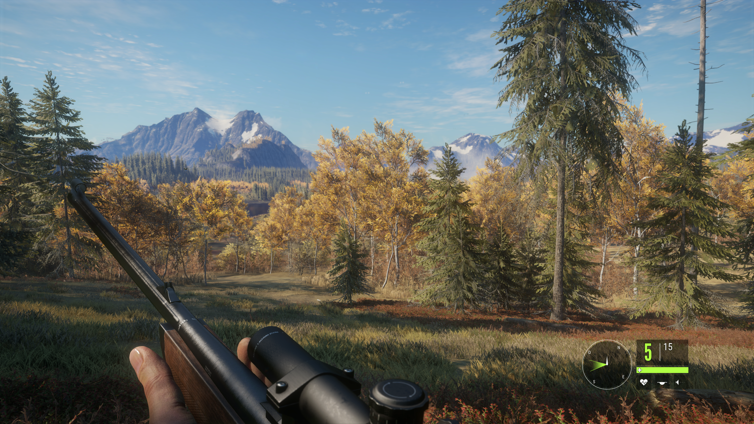 Image de theHunter: Call of the Wild par Hyclesiaste