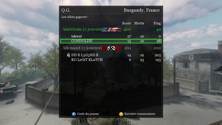 Image de Call of Duty® 2 par CONDOLINI