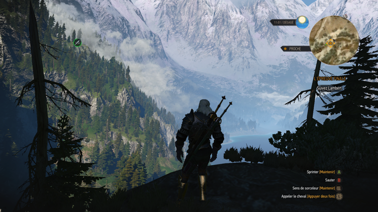 Image de The Witcher 3: Wild Hunt par cedenator
