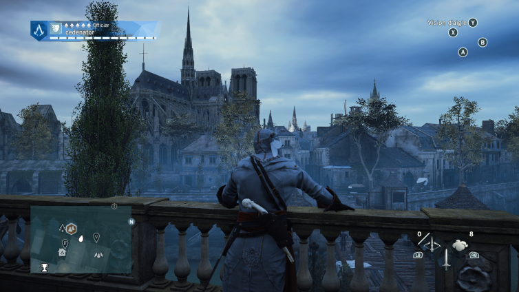 Image de Assassin's Creed Unity par cedenator