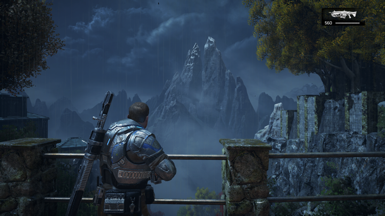 Image de Gears of War 4 par The Bech