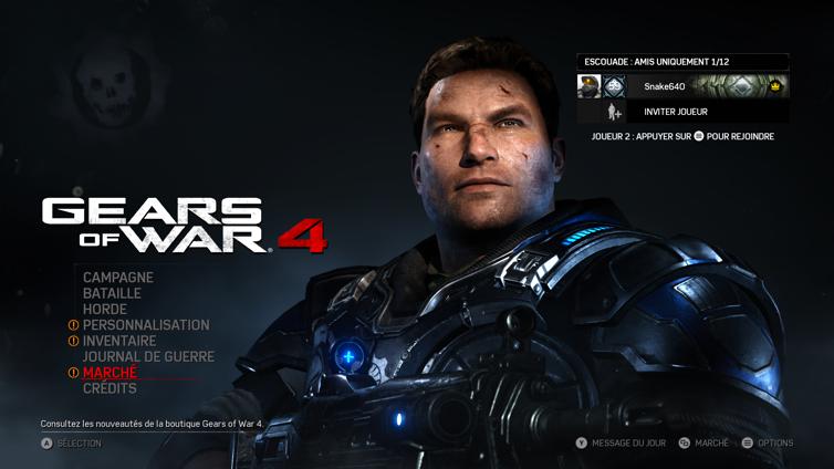 Image de Gears of War 4 par Snake640