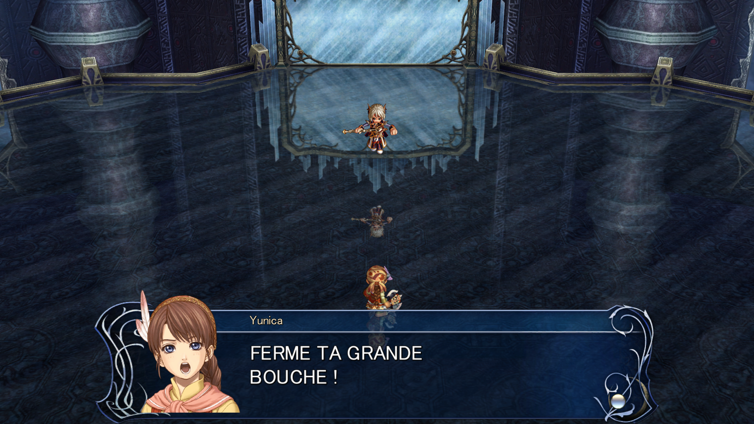 Image de Ys Origin par The Bech