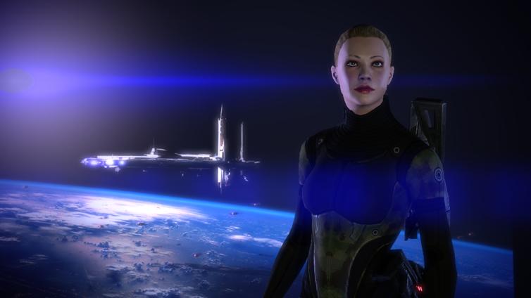 Image de Mass Effect par cybercorsaire