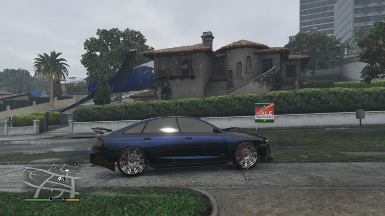 Image de Grand Theft Auto V par snuffletrumper