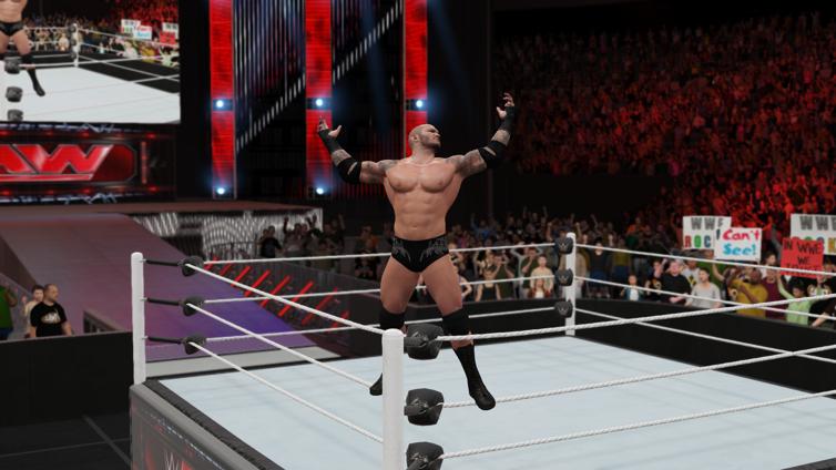 Image de WWE 2K16 par TakiTato