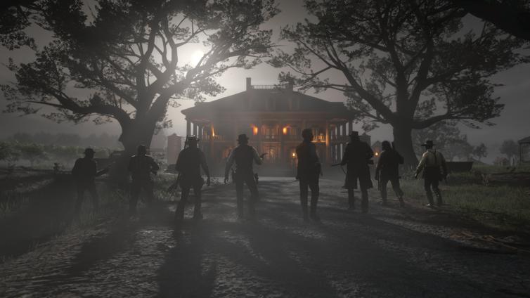 Image de Red Dead Redemption 2 par snuffletrumper