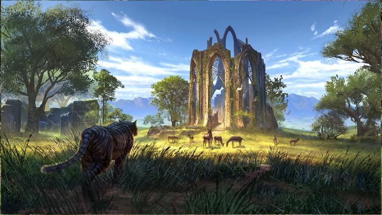 Image de The Elder Scrolls Online: Tamriel Unlimited par GuiZ LXV