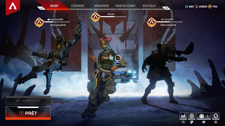 Image de Apex Legends™ par ANARCHIISTE