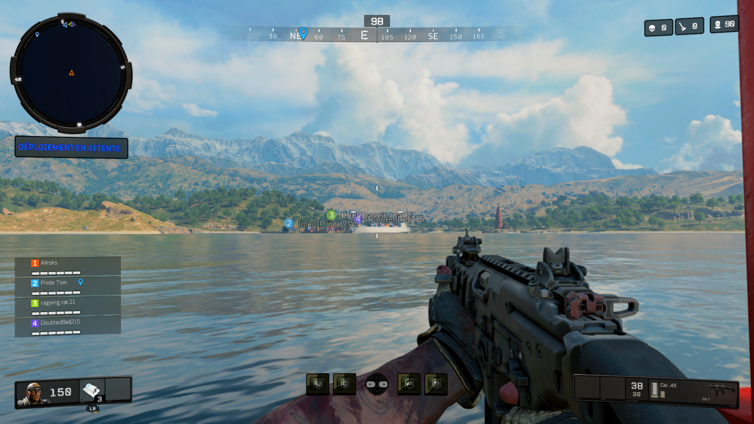 Image de Call of Duty®: Black Ops 4 par ANARCHIISTE