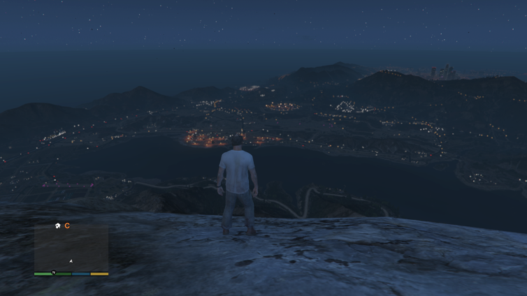 Image de Grand Theft Auto V par The Bech