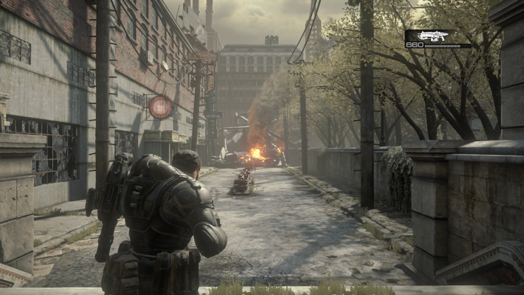 Image de Gears of War: Ultimate Edition par The Bech