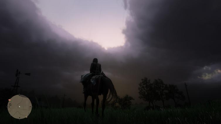 Image de Red Dead Redemption 2 par cybercorsaire