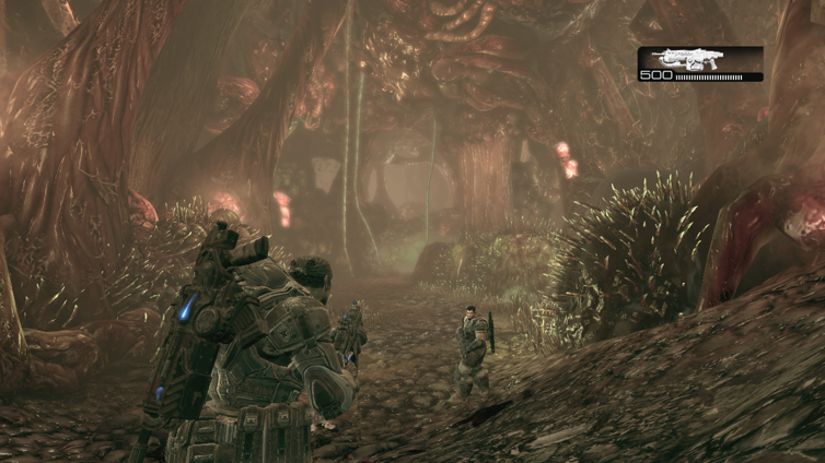 Image de Gears of War 2 par The Bech
