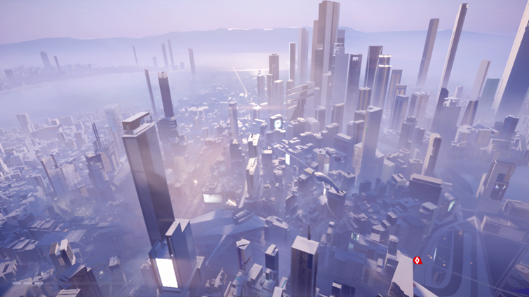 Image de Mirror's Edge™ Catalyst par The Bech