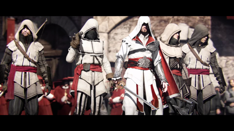 Image de Assassin's Creed Brotherhood par DionysosOrage38