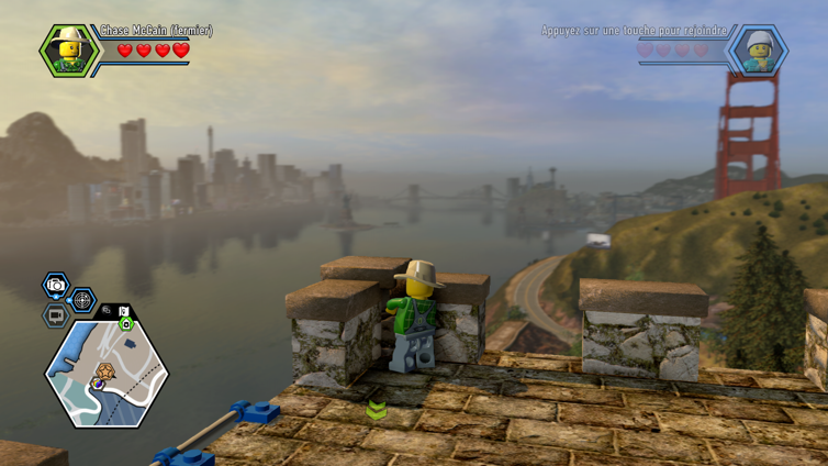 Image de LEGO® CITY Undercover par The Bech