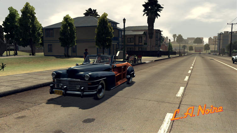 Image de L.A. Noire par GuiZ LXV