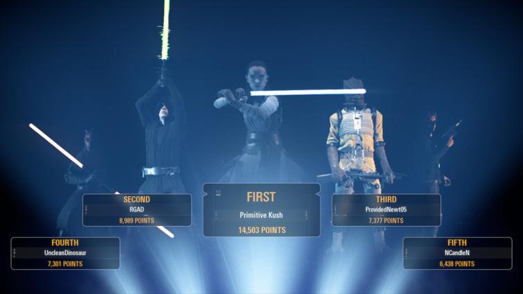 Image de STAR WARS™ Battlefront™ II par RGAD