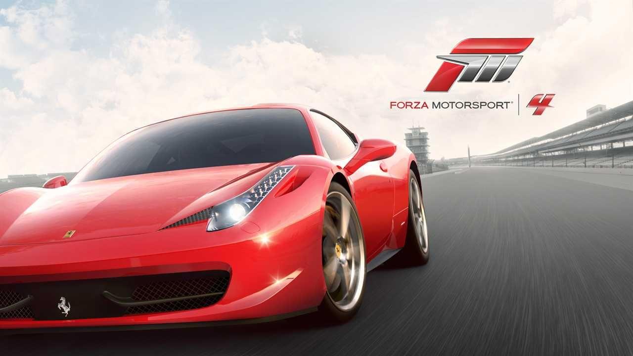 forza motorsports 4 gameplay