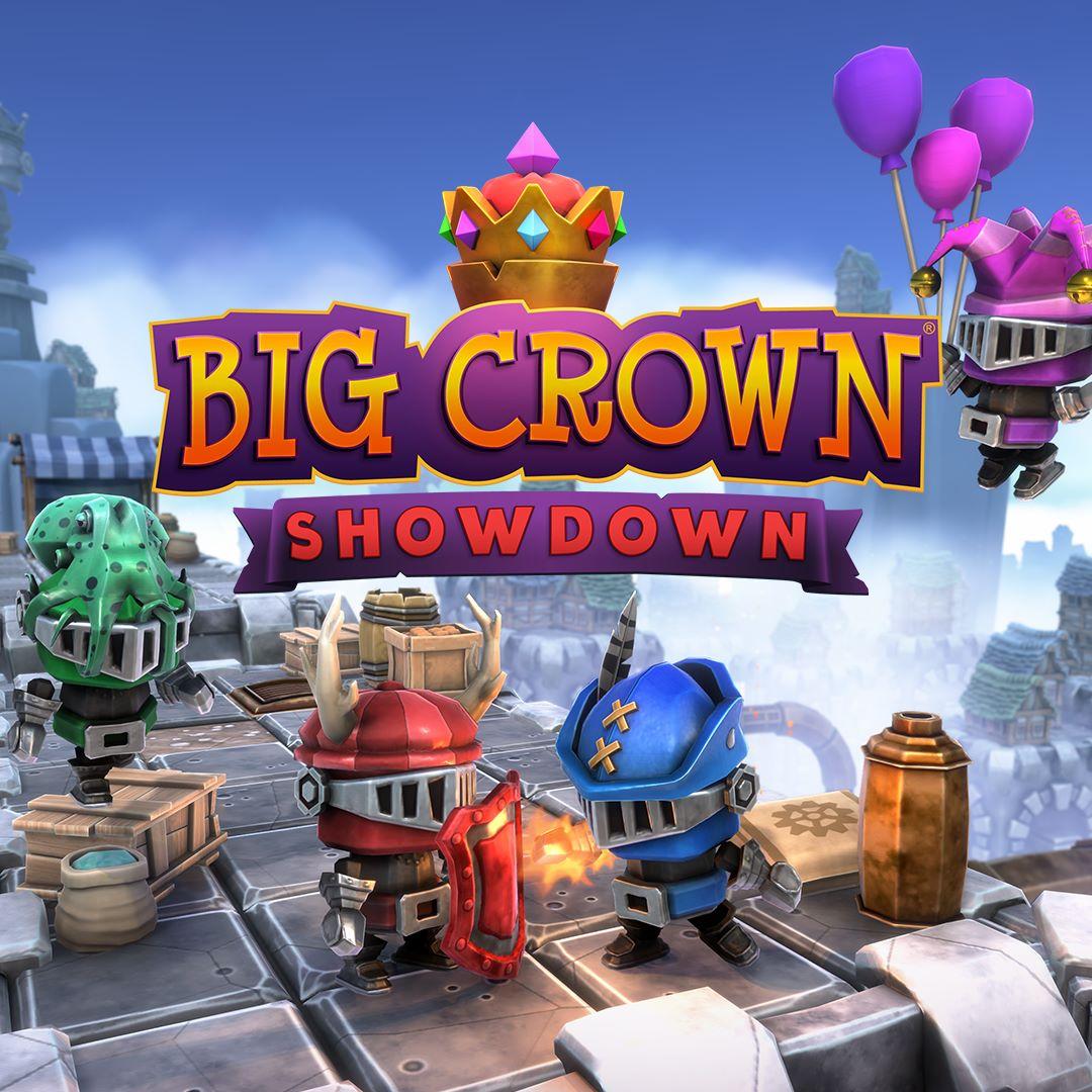 Big Crown: Showdown achievements