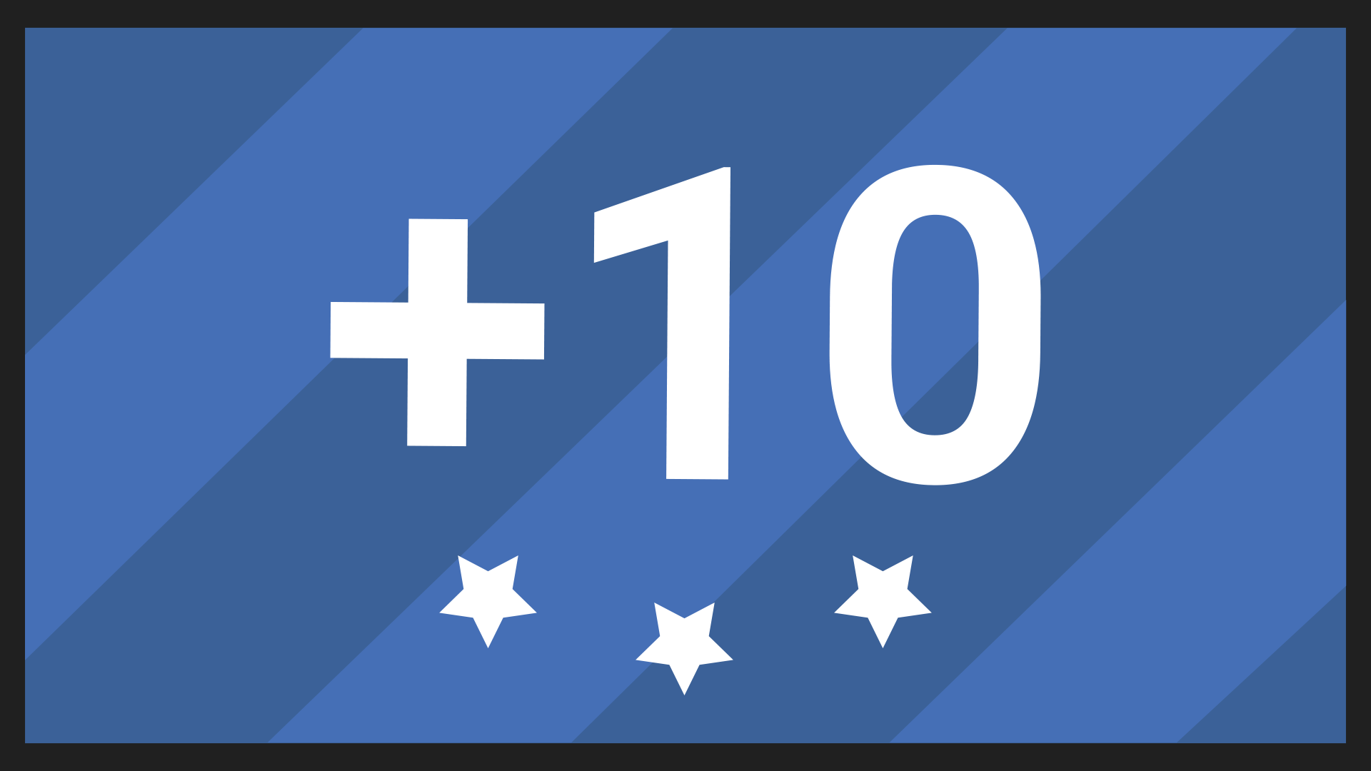 Plus Ten
