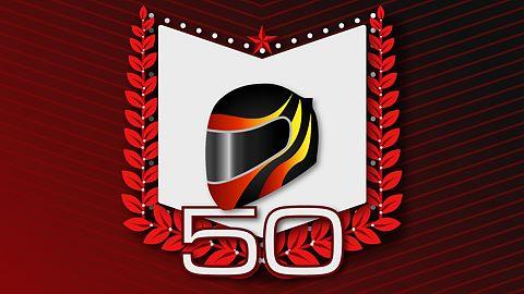 Reward Forza 50